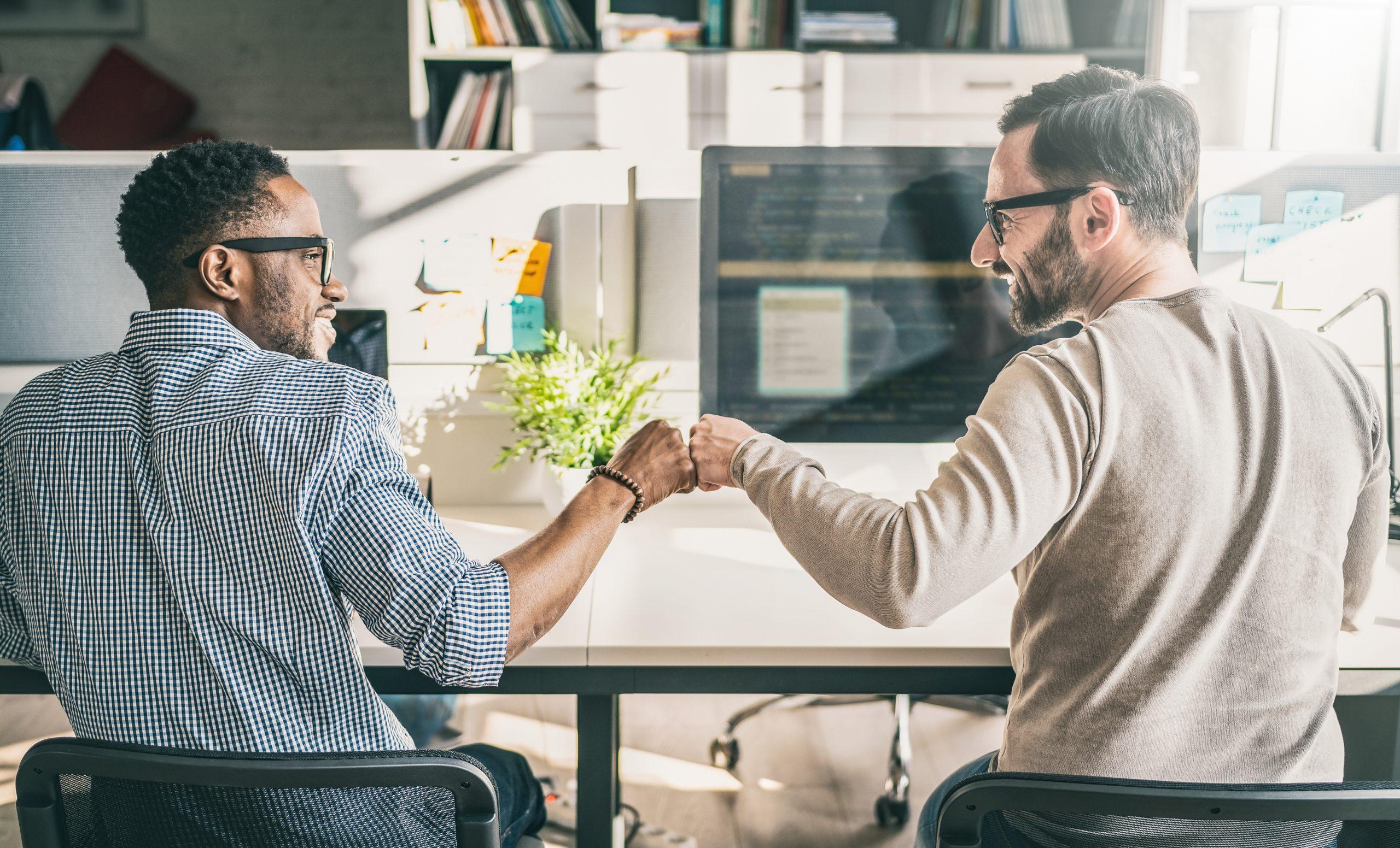 Een positieve bedrijfscultuur creëer je door het najagen van 'small wins'