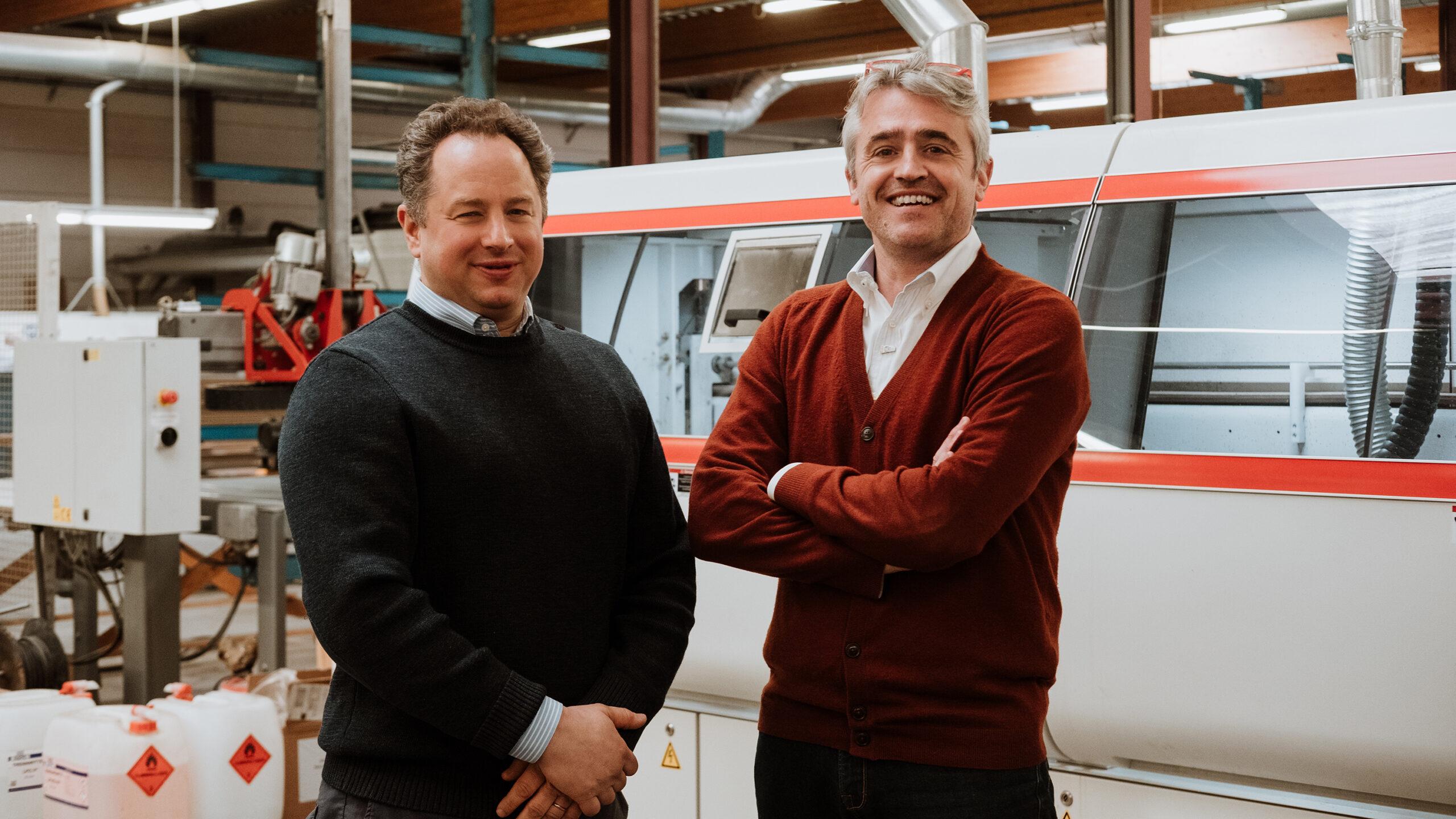 21 van 2021: Alain Langerock en Frederick Snoeck