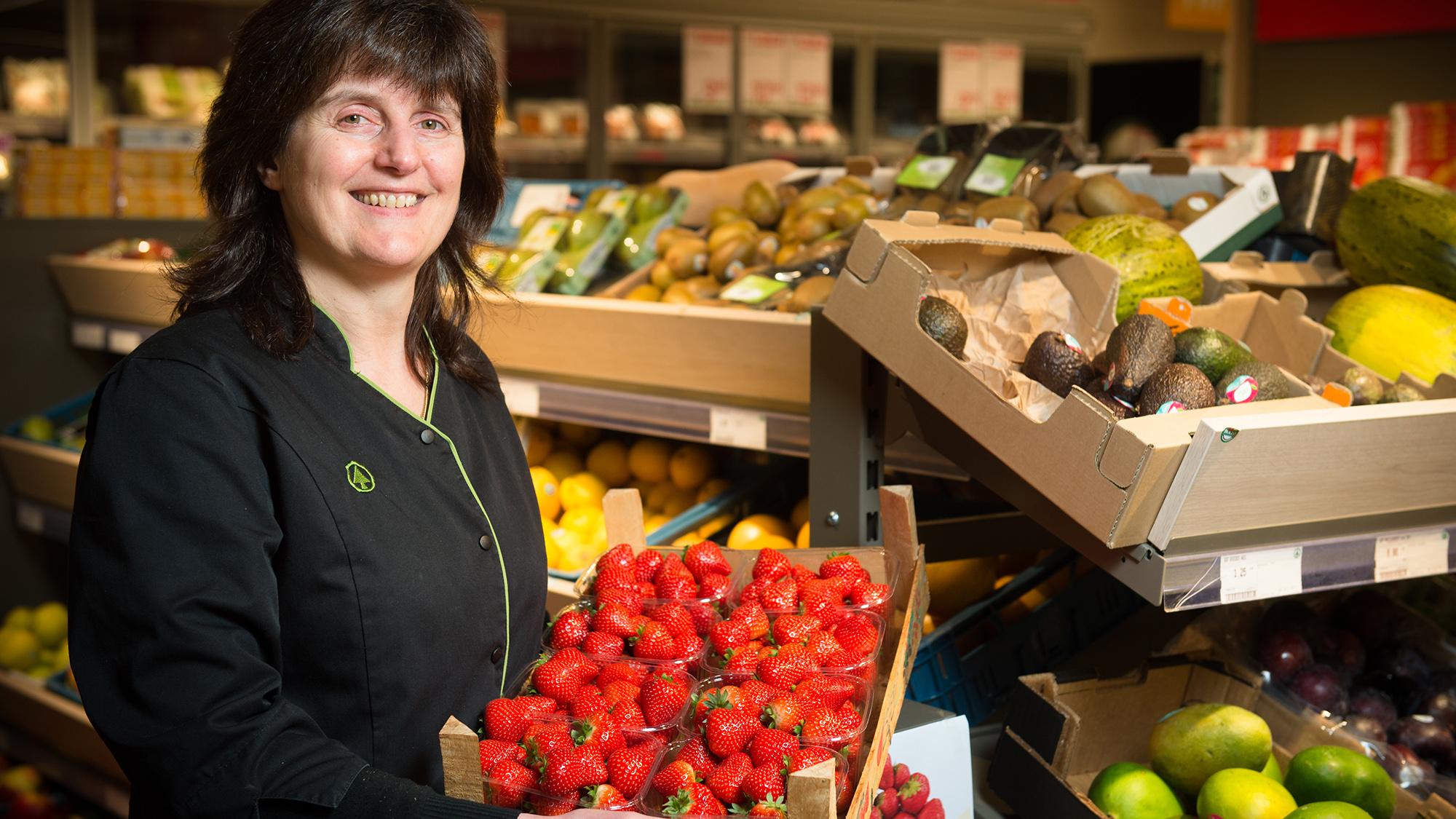 Voortaan vind je heel gemakkelijk streekproducten terug in de supermarkt