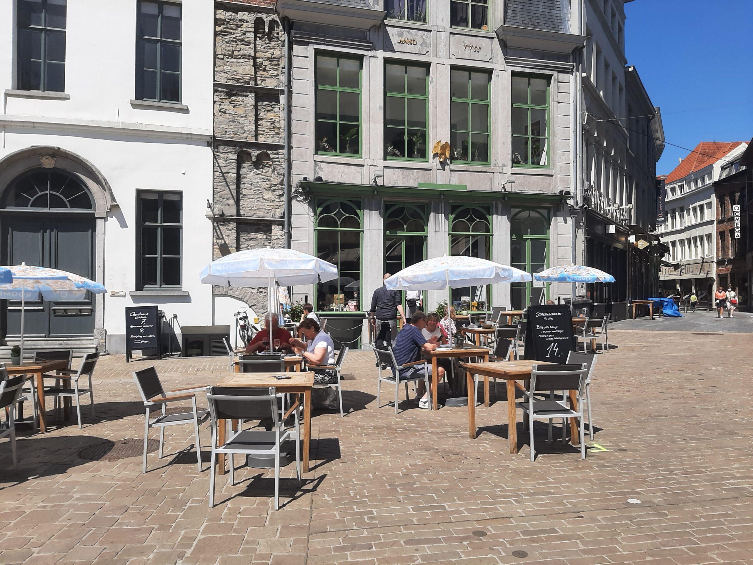 Pop-up Groot Vleeshuis start op 1 juni op Goudenleeuwplein in Gent