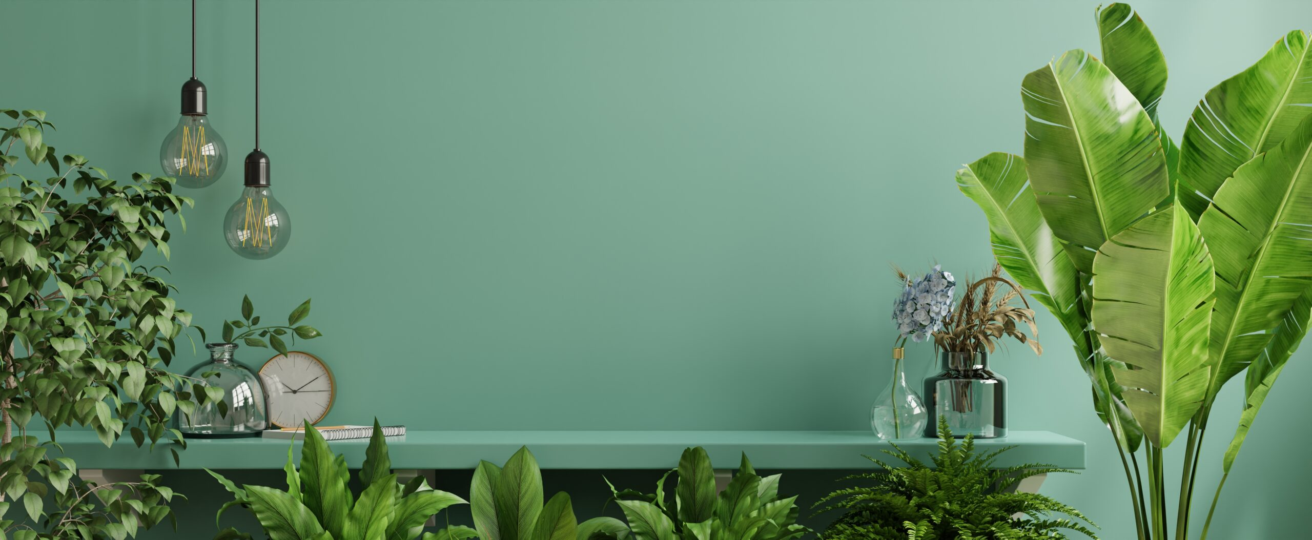 Meer groen op kantoor vermindert stress bij werknemers