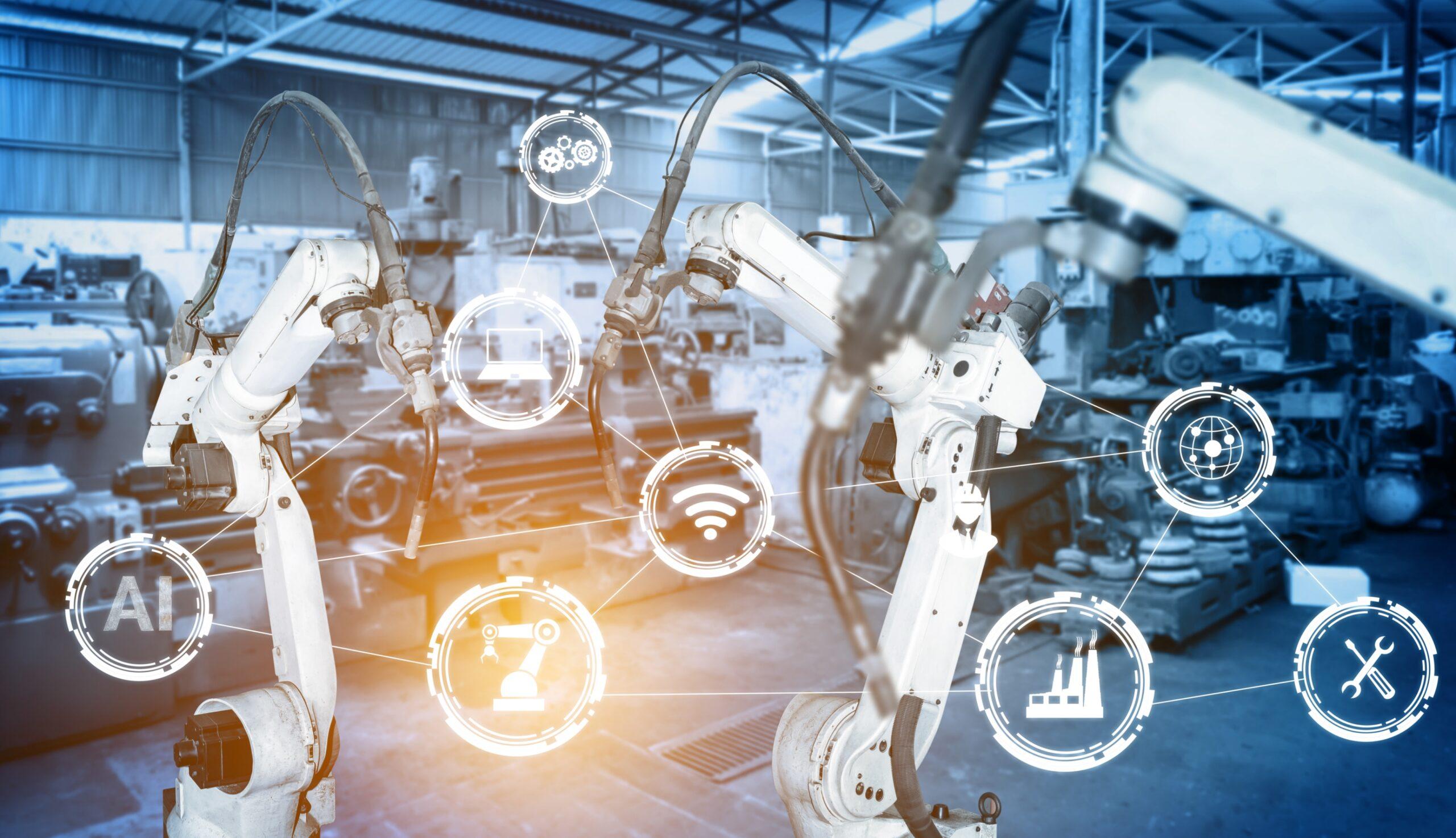 Mee met de technologische revolutie