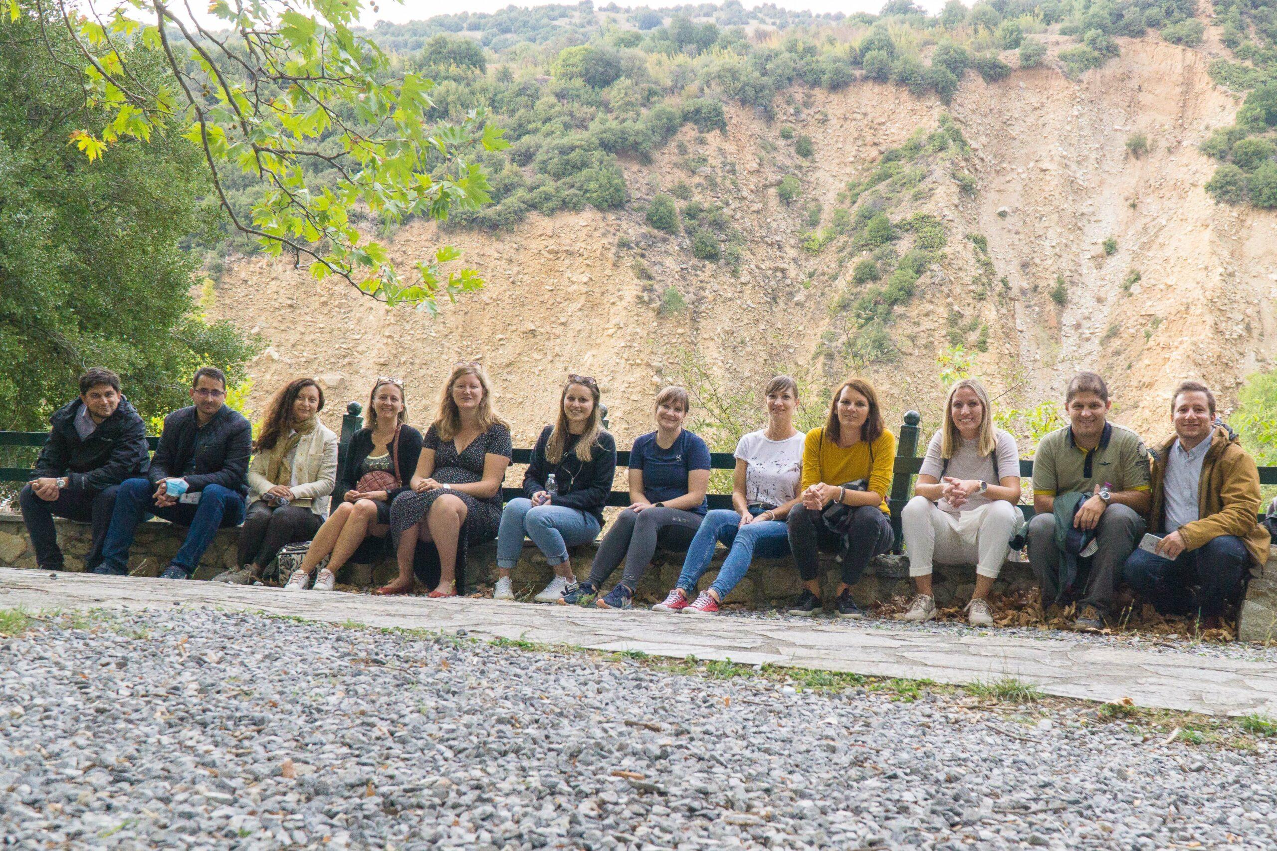 FRiDGE: Projectpartnerbijeenkomst in Griekenland